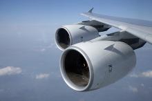 R-R Trent 900 engine
