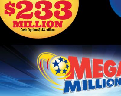 Mega Millions 233M
