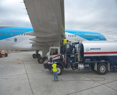 Boeing 757 ecoJet