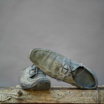 Battered Shoes