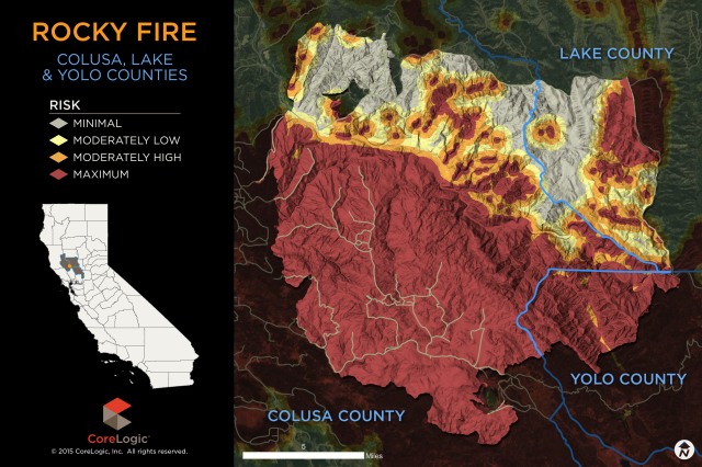 CoreLogic_Wildfire Risk_Rocky_Perimeter_20150805