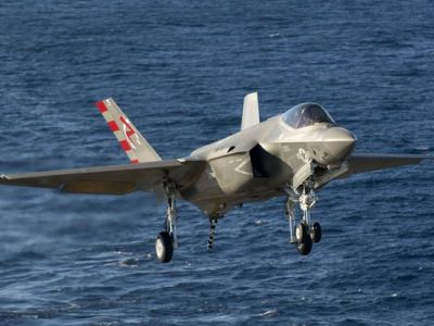 F-35C US Navy 2015