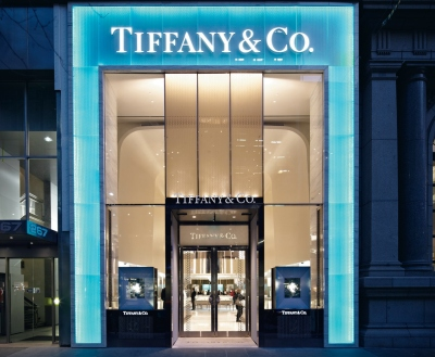 Tiffany Store front