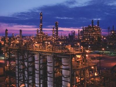 XOM Beaumont refinery