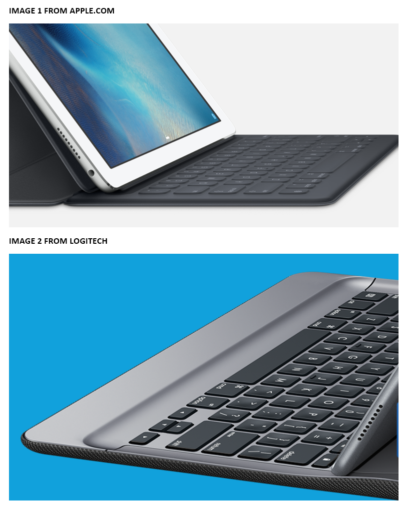 Apple iPad Pro Keyboard