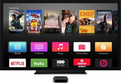Apple TV - 9-2015