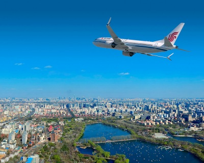 Boeing-Air China
