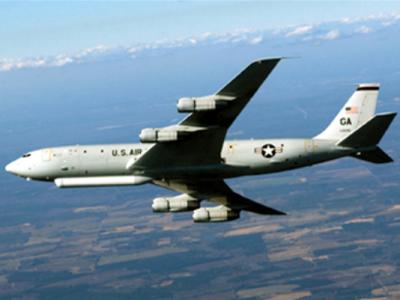 USAF E-8 JSTARS