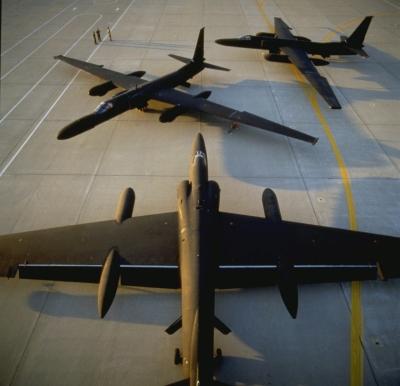 Flock of U-2s