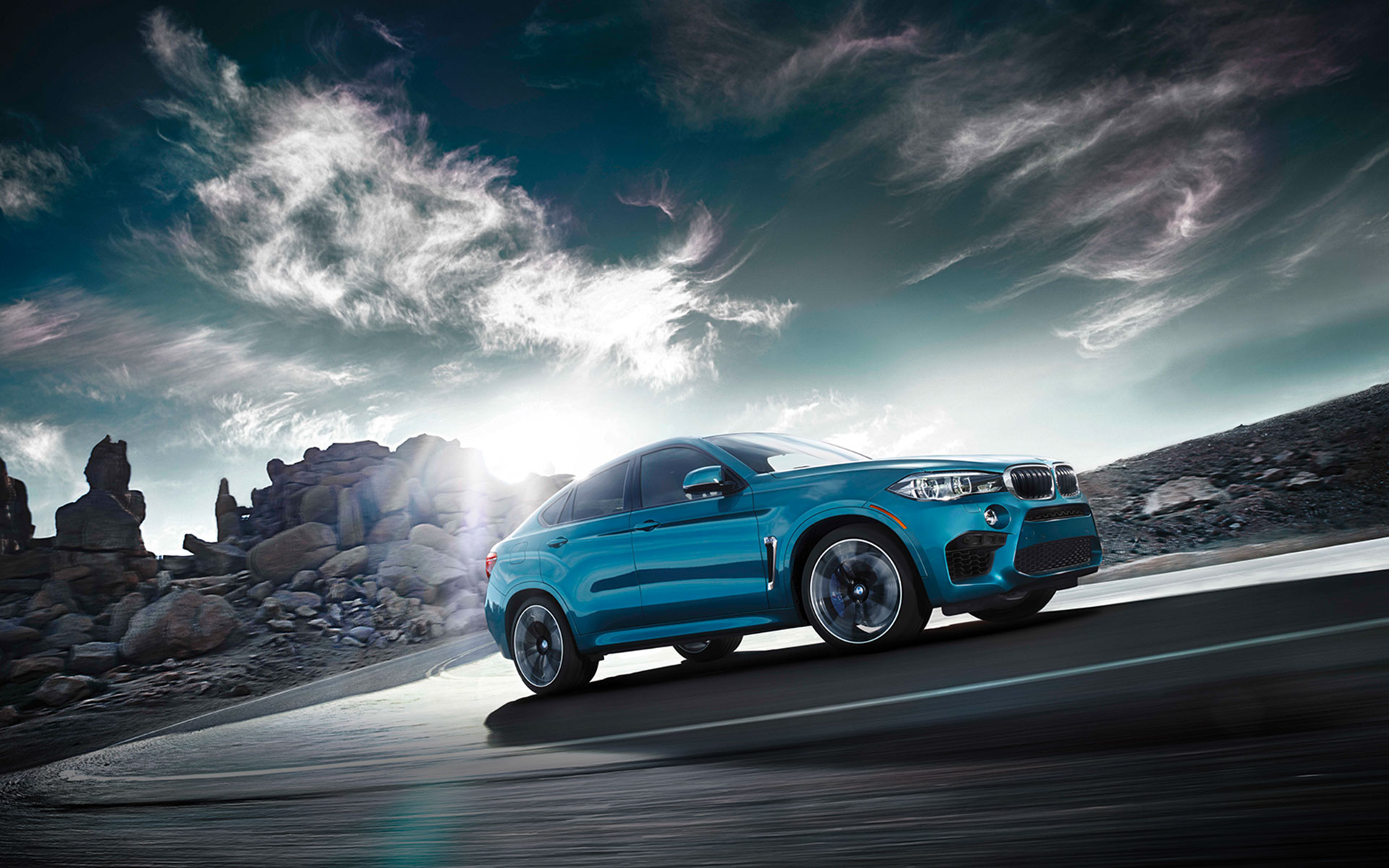 The Most Expensive Cars. BMW X6 M Sport Utility 4D