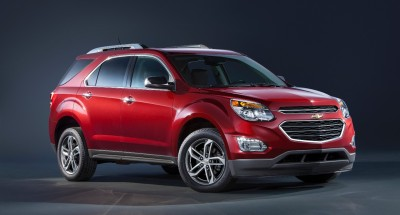 Chevy Equinox 2016