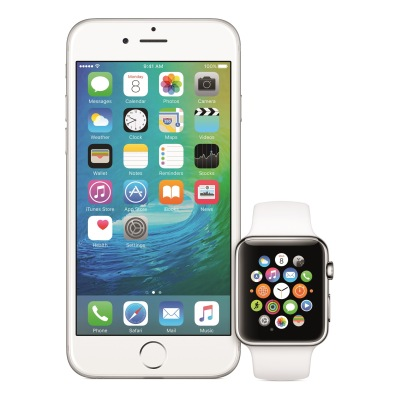 iPhone6 and Watch