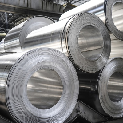 Aluminum rolls