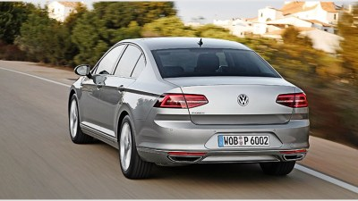 VW Passat TDI 2015
