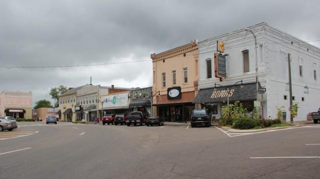 Anniston-Oxford-Jacksonville, Alabama