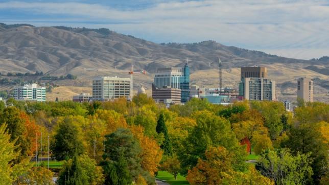 Boise City, Idaho