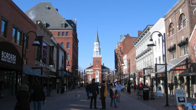 Burlington-South Burlington, Vermont