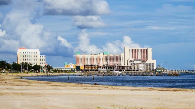 Gulfport-Biloxi-Pascagoula, Mississippi