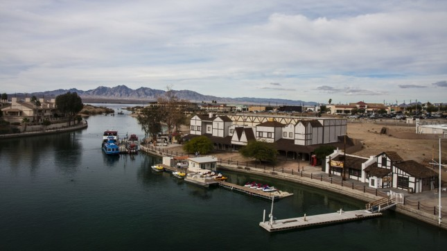 Lake Havasu City-Kingman, Arizona