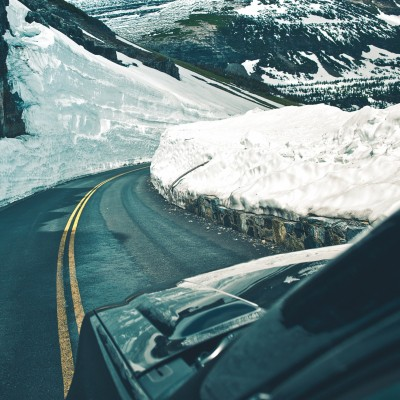 Alpine Road Drive