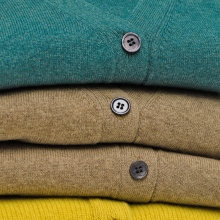 cardigans in fall colours