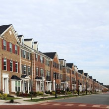 Townhouses, Virginia