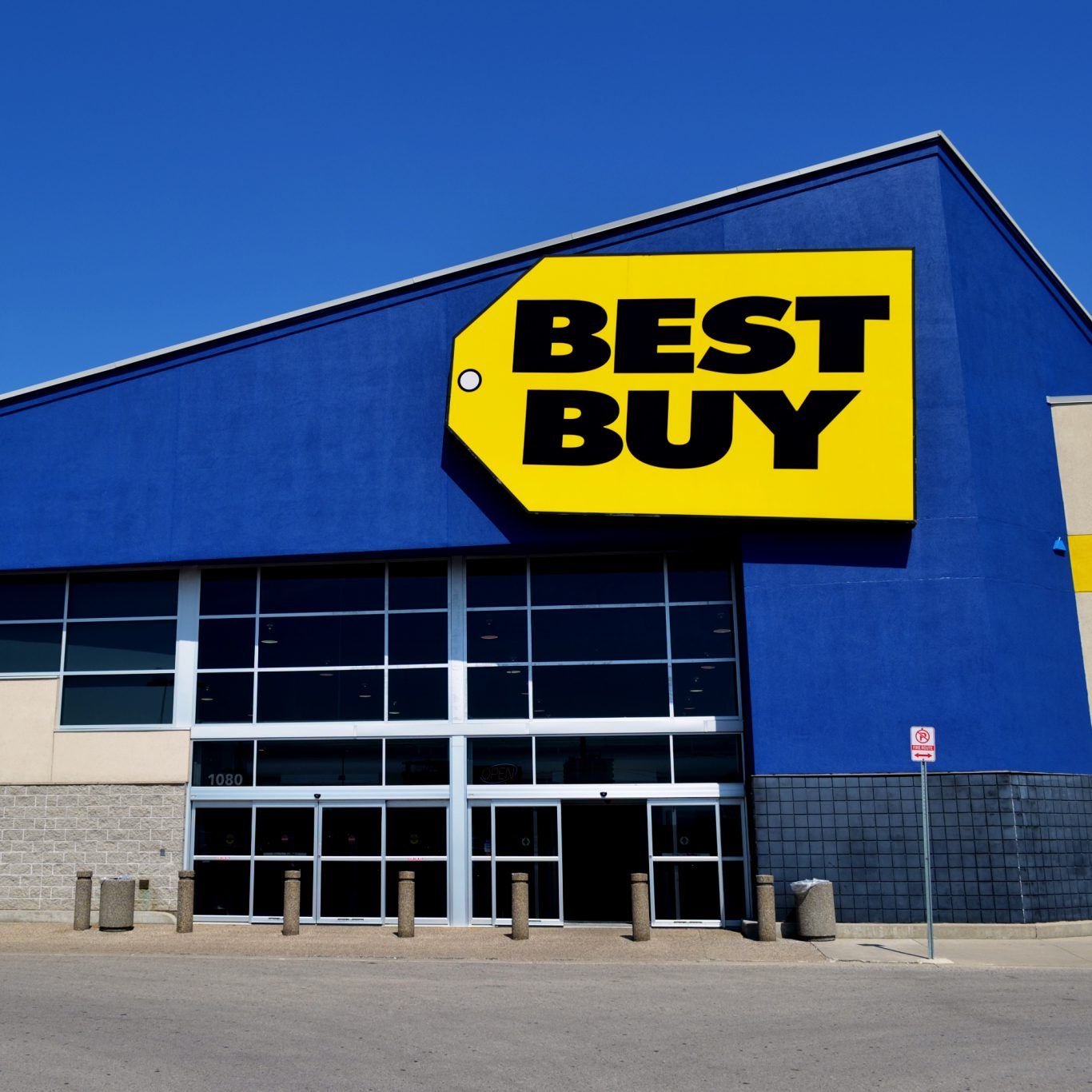 Best buy diversification strategy