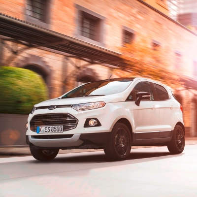 Ford EcoSport - Europa