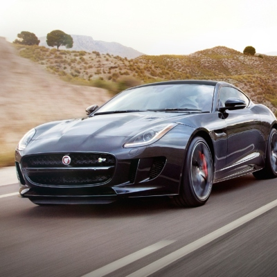 Jaguar F Type 2016