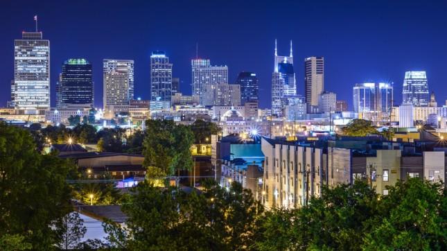 Nashville-Davidson-Murfreesboro-Franklin, Tennessee