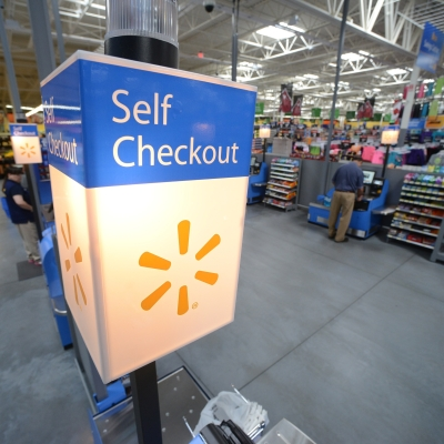 self checkout