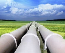 Pipeline - natural gas