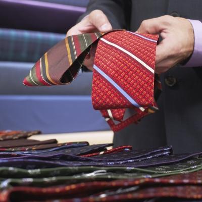 Selecting Ties