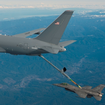 Boeing KC-46A refuel