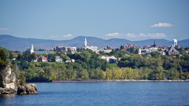 Burlington (Chittenden County), Vermont