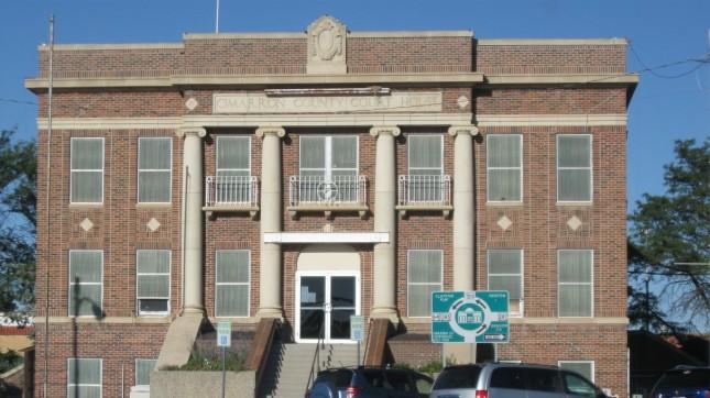 Cimarron County, Oklahoma
