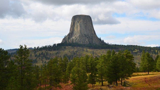 Devils Tower, Crooks County, Wyoming