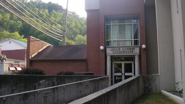 Leslie County, Kentucky