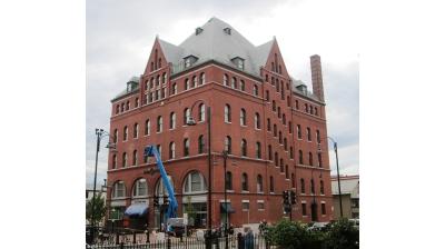 Masonic Temple Building, Burlington, Vermont