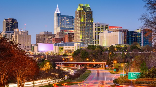 Raleigh (Wake County), North Carolina