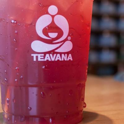 Teavana iced teas