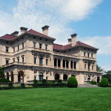 Mansion, Newport, Rhode Island