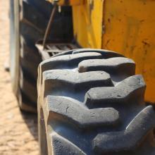 Loader tire