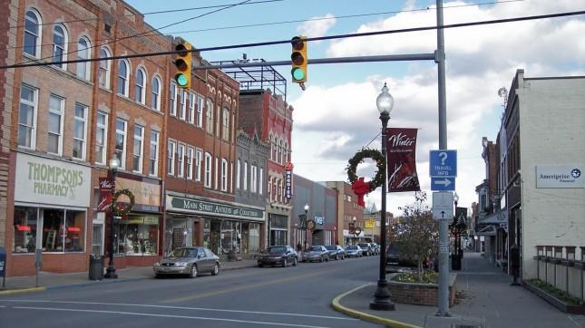 Upshur County, West Virginia