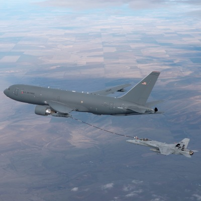 KC-46A F/A-18