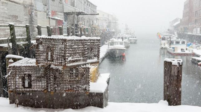 Maine blizzard