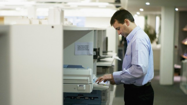 Xerox, Making Photo Copies