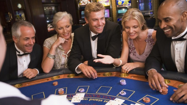 Casino, Gambling