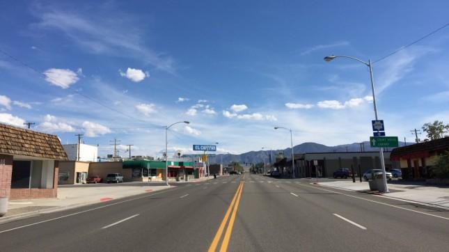 Hawthorne (Mineral County), Nevada