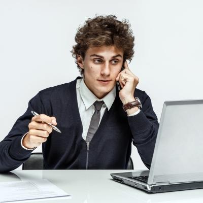 millennial at work